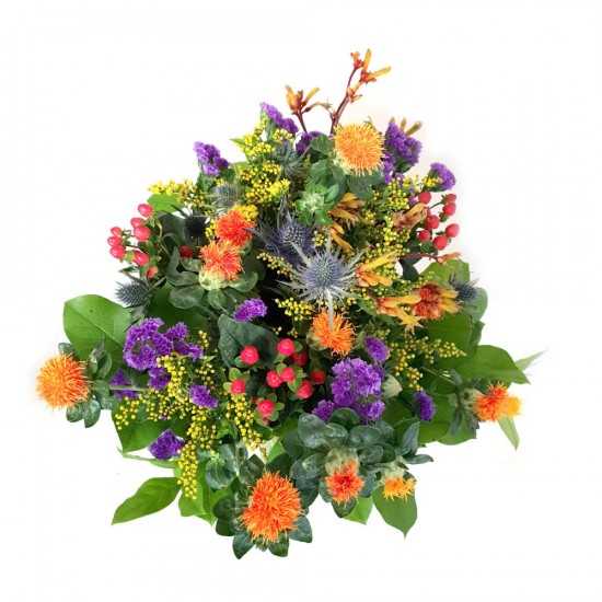 Bodláková kytice