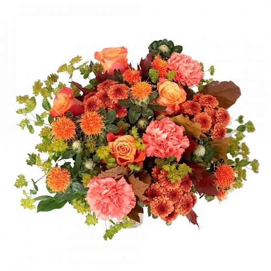 Flower in love box
