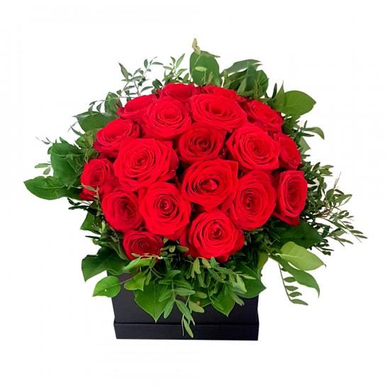 Květinový box Red