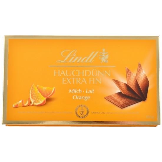 Čokoláda Lindt Thins orange