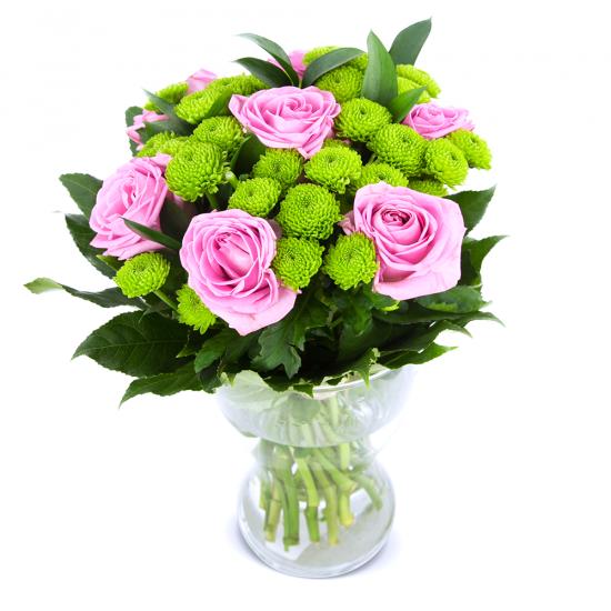 Romantická kytice