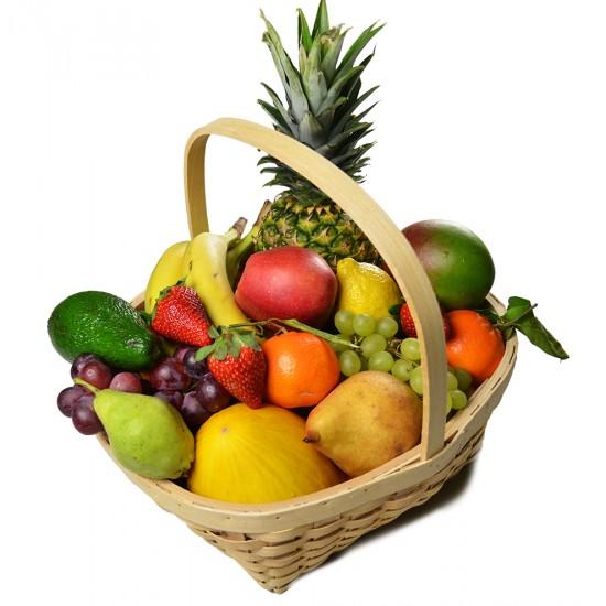 Ovocný koš velký