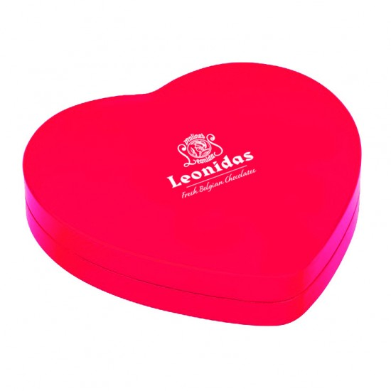 Čokoládové srdce Leonidas