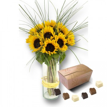 Sladká slunečnice