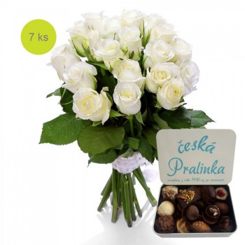 Rose Tenderness with pralines